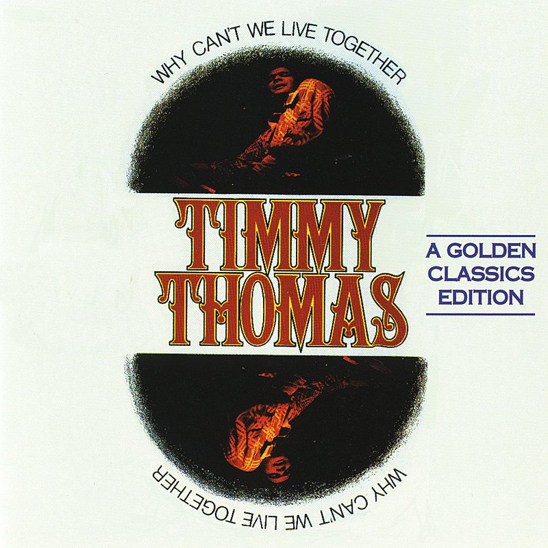 Timmy Thomas - Why Can't We Live Together on WLCY Radio