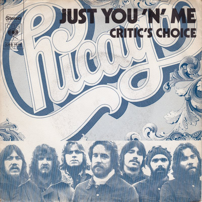 Chicago - Just You 'N' Me WLCY Radio