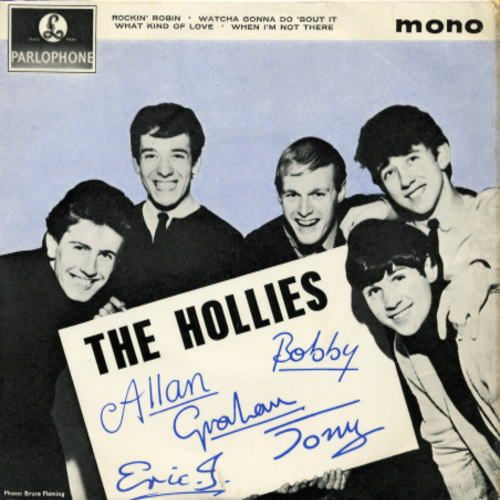 The Hollies - The AirThat I Breath